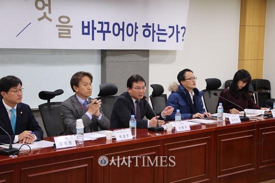 """서형수 의원 """"청년층에 대한 종합적인 정책적 검토 확대"""""""