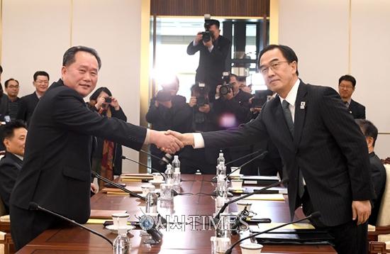남북, 北 평창 참가·군사당국회담 개최 합의