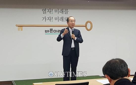 """조규선 """"미래를 이야기하는 정당이 승리한다"""""""