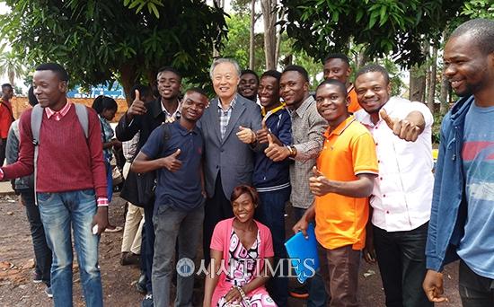 콩고자유대 기관 'PCK', 한경훈 선교사 악용하다…PCK, 2002년 대학정관의 MPCC를 영어로 대체한 것