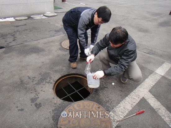팔당호 녹조발생 막아라…경기도, 개인오수처리시설 점검