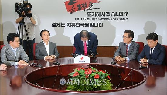 6·13 지방선거 후폭풍'…홍준표·유승민 대표직 사퇴
