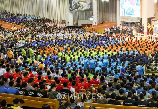 2018년도 6·25 상기 기독장병 구국성회, 21일부터…'주여 부흥을 주옵소서' 주제로 오산리기도원서