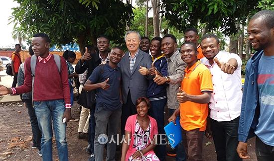 통합세계선교부, 콩고자유대 삼키려 발톱 드러내다…조사위 구성 표적조사 시도 흔적, 범법자 비호