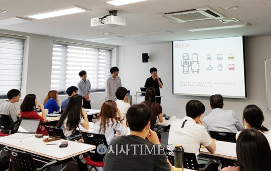 OVAL KOREA 모의 창업경진대회인 'MINI OVAL' 성황리 마쳐
