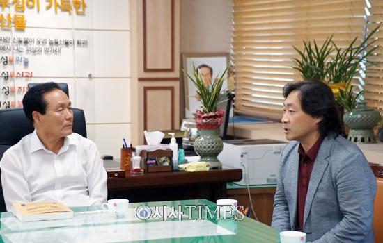 """김주수 의성군수 """"조선통신사의 유무형 문화사업 발굴 동참하겠다"""""""