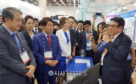 국제물주관 전시회, 대구엑스코서 12일 성황리 개최