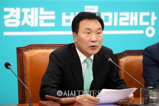 """바른미래당 """"남북국회회담 함께 참여하겠다"""""""