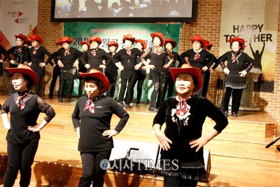 상월곡실버복지센터, 제4회 프로그램 발표회 '청춘예술제' 실시