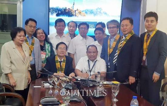 필리핀 4차산업혁명, 한국블록체인이 이끈다