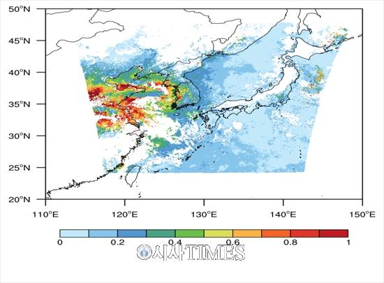 1월 초미세먼지, 중국·몽골·북한·일본 등 국외 영향이 75%