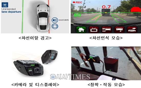 서울시, 대형화물차 '졸음운전 방지장치' 장착 지원확대