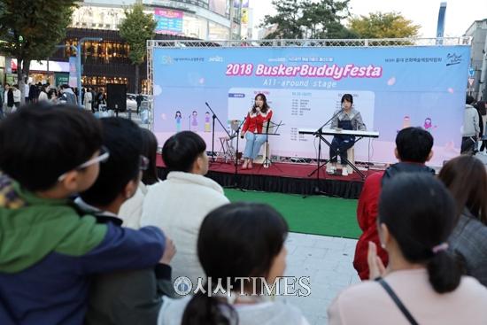 '2019 홍대 버스커버디페스타' 오는 11월까지 진행