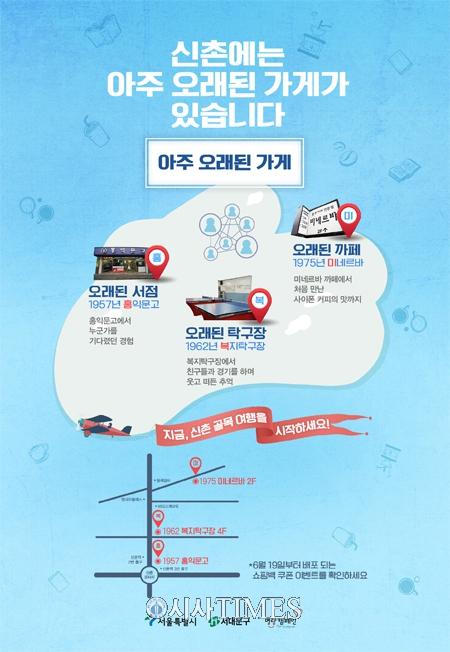 서울 서대문구 '추억 담긴 가게 지원' 프로젝트 본격 시작