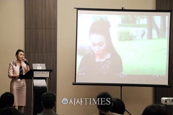 시각장애 피아니스트 김예지, 이집트 카이로 여성문화 컨퍼런스 초청 강연 및 연주 진행