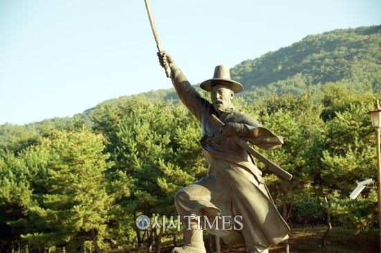 '호좌의진2대 의병대장 운강 이강년 순국 111주년 추모문화제' 열려