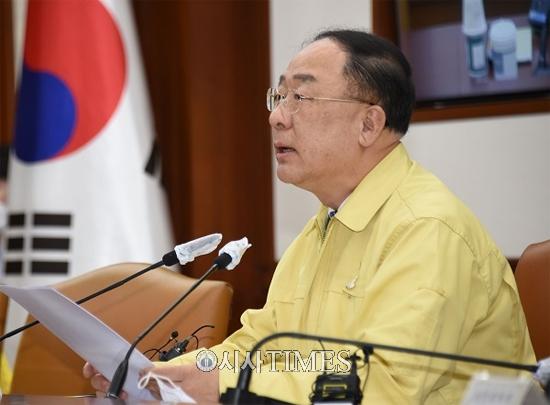홍 부총리, 대한민국 동행세일 2주간…소비 활성화의 장 제공