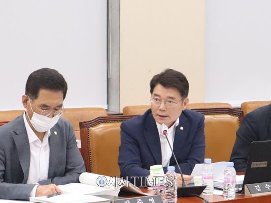 기재위 소속 김수흥 의원, 내년도 국가예산 확보에 큰 성과
