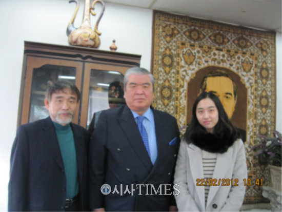 영원한 KOICA man 송인엽 교수 [나가자, 세계로! (52)] 29. 우즈베키스탄(Uzbekistan)-1