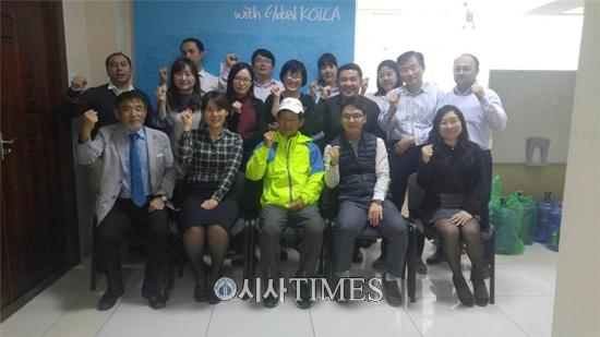 영원한 KOICA man 송인엽 교수 [나가자, 세계로! (57)] 29. 우즈베키스탄(Uzbekistan)-6