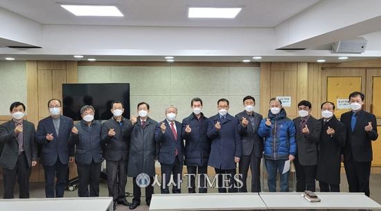 """목회자들 """"목포 종교시설 재난지원금 '환영'"""""""