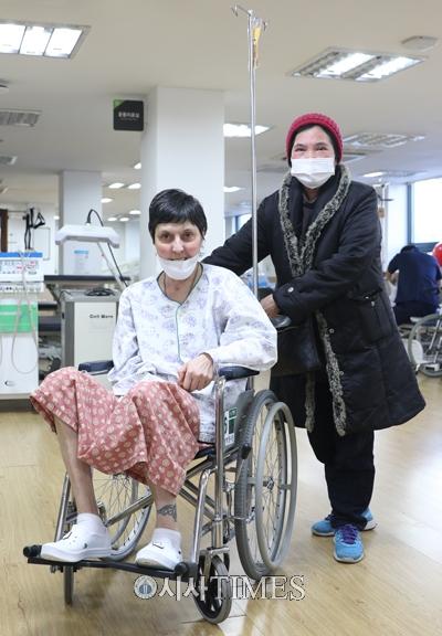 고신대복음병원, 러시아 환자 수술·치료·재활 후 귀국 도와