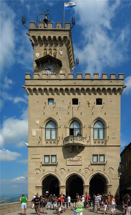 영원한 KOICA man 송인엽 교수 [나가자, 세계로! 96] 67. 산마리노 (San Marino)