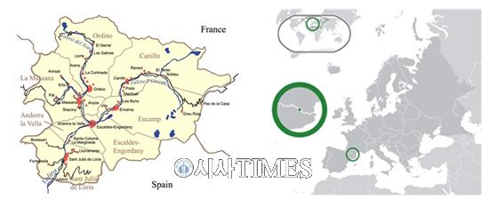 영원한 KOICA man 송인엽 교수 [나가자, 세계로! 98] 69. 안도라(Andorra)