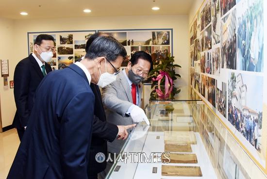 '세퍼토라' 특별기획 전시회 6일 한국최초 성경전래지기념관서 개막