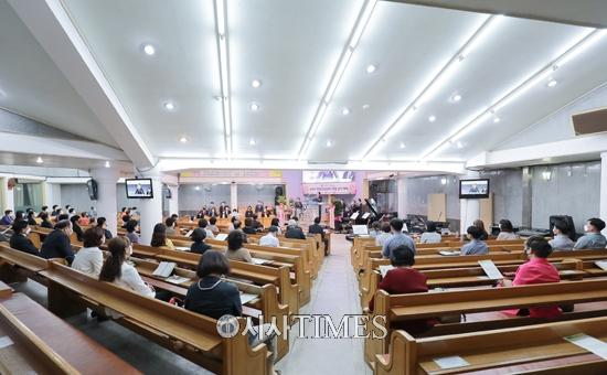 남원중앙교회, 제14대 정종승 담임목사 취임감사예배 진행