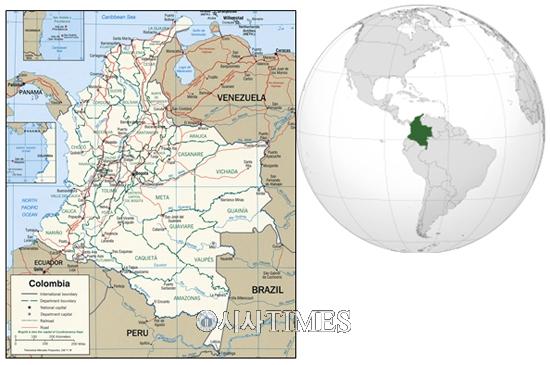 영원한 KOICA man 송인엽 교수 [나가자, 세계로! (127)] 92. 콜롬비아(Colombia)