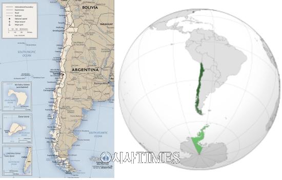 영원한 KOICA man 송인엽 교수 [나가자, 세계로! (128)] 93. 칠레(Chile)