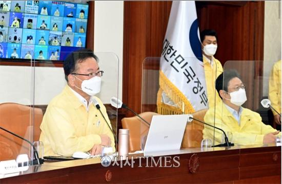 정부, 12일부터 2주간 수도권 거리두기 4단계 격상