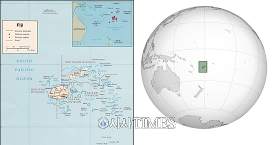 영원한 KOICA man 송인엽 교수 [나가자, 세계로! (142)] 107. 피지(Fiji)-1
