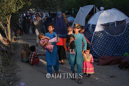 유니세프한국위원회, 아프가니스탄 어린이 긴급구호캠페인 시작