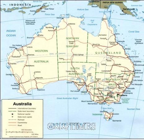 영원한 KOICA man 송인엽 교수 [나가자, 세계로! (144)] 108. 호주(Australia)