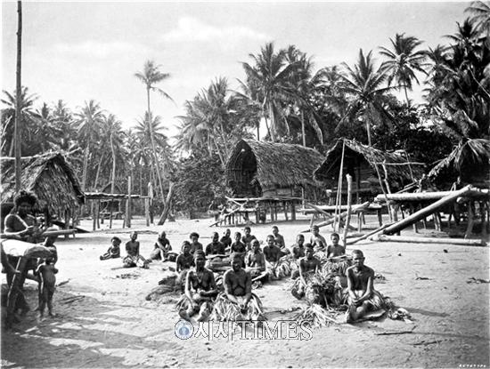 영원한 KOICA man 송인엽 교수 [나가자, 세계로! (147)] 111. 파푸아뉴기니(Papua New Guinea)