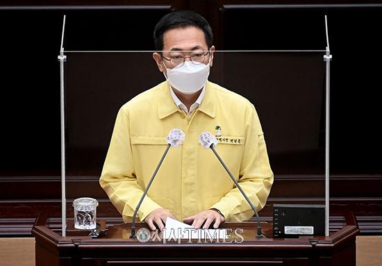 인천시, 전 시민에 자체 재난지원금 10만원 지급 추진